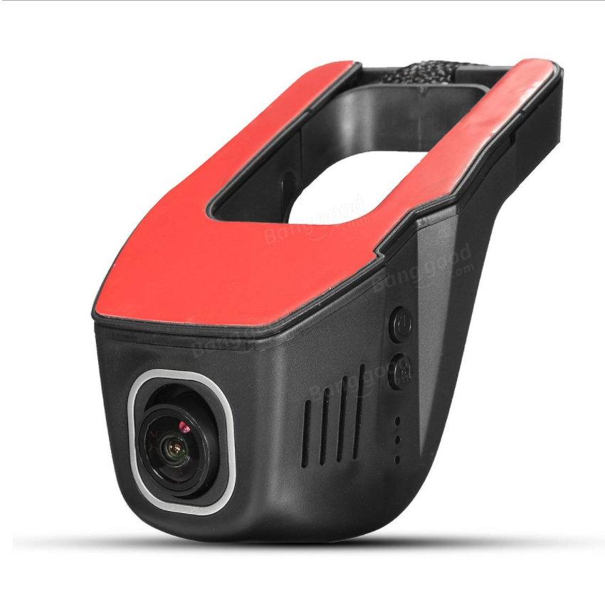 Dashcam WIFI, camera embarquée de surveillance pour voitures