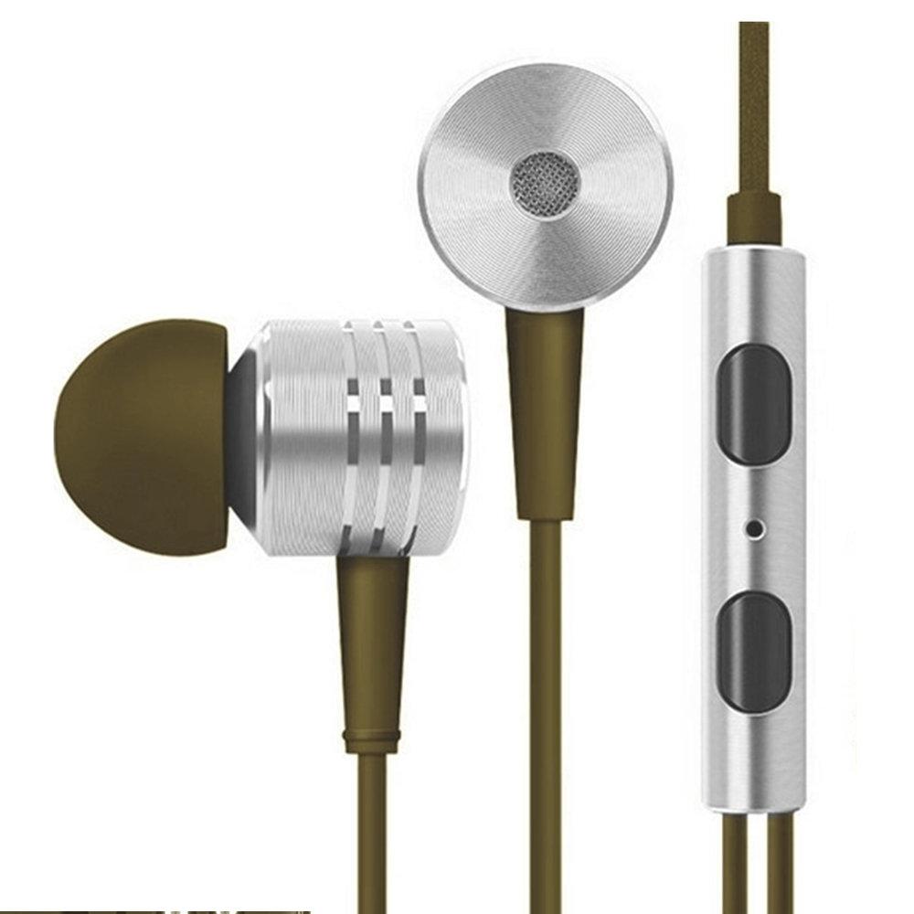 Écouteurs filaires XIAOMI Piston II originales - Silver