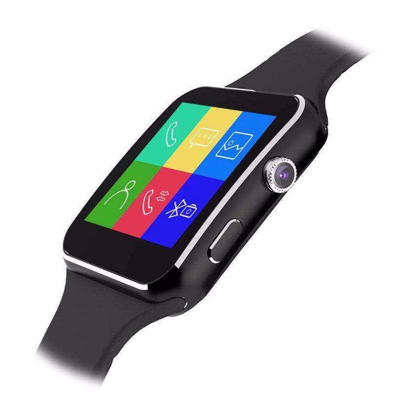 Montre intelligente connectée Smartwatch DELUXE X6