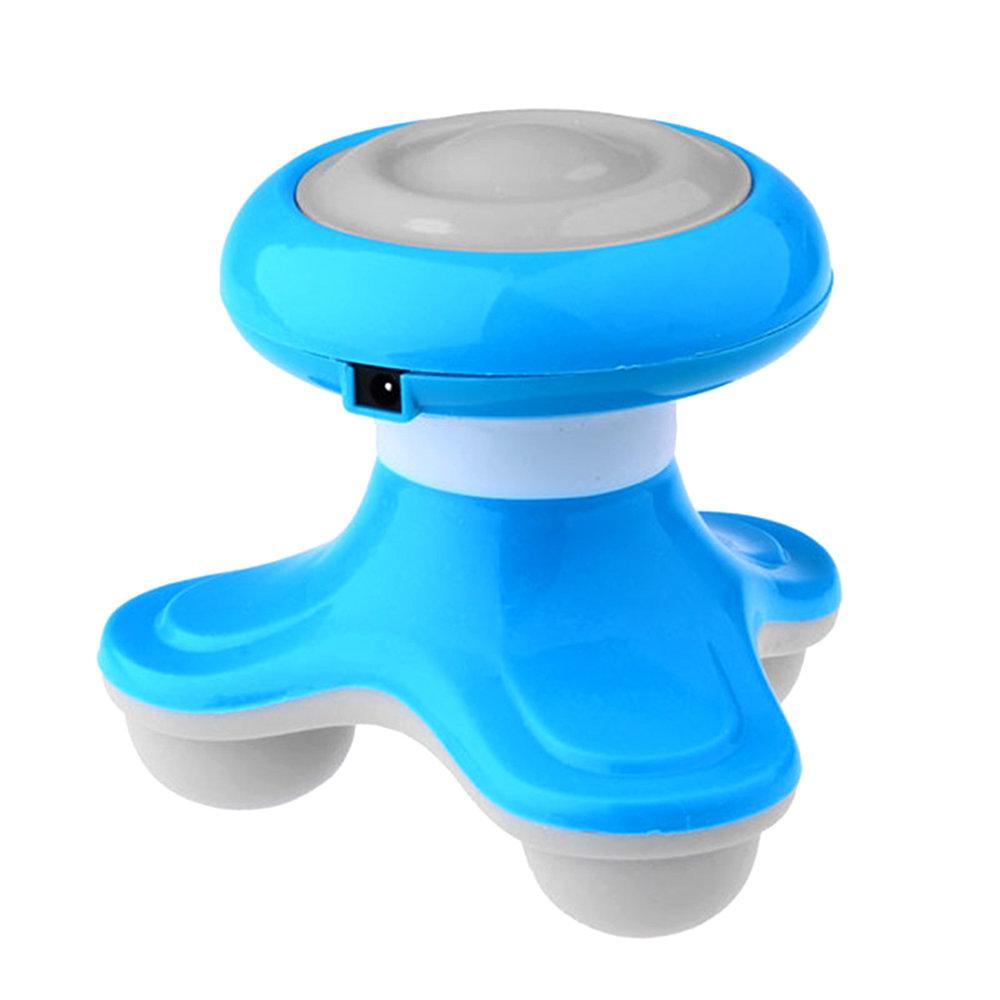 Mini masseur électrique pour le corps - Bleu
