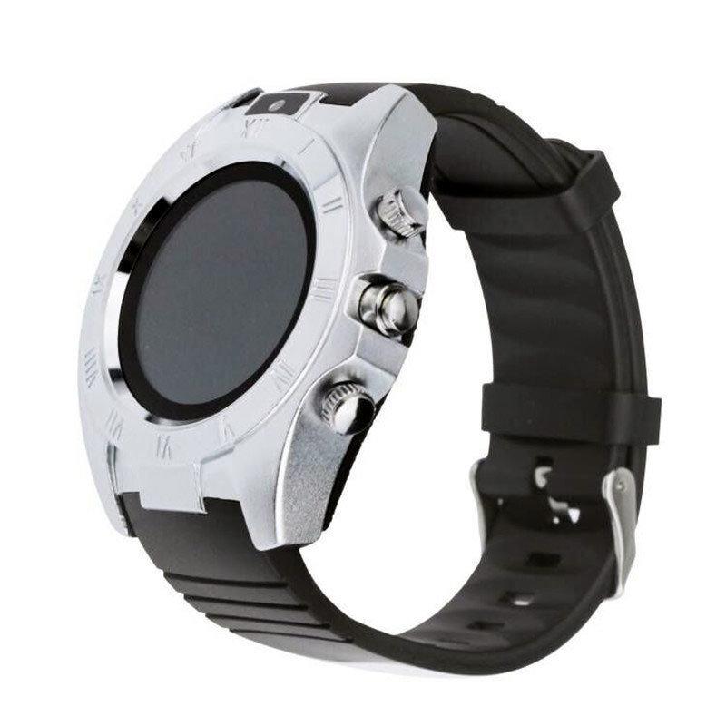 Montre connectée Bluetooth & téléphone SmartWatch RS500 - Qualité Premium - Silver