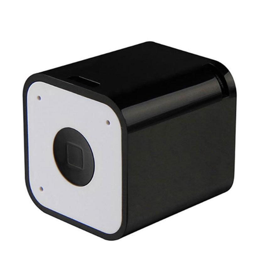 SMARTBOX, mini haut-parleur Bluetooth et anti-perte pour smartphones - Noir