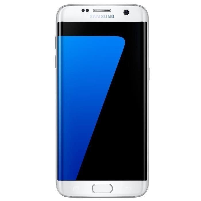 Samsung Galaxy S7 edge - Blanc