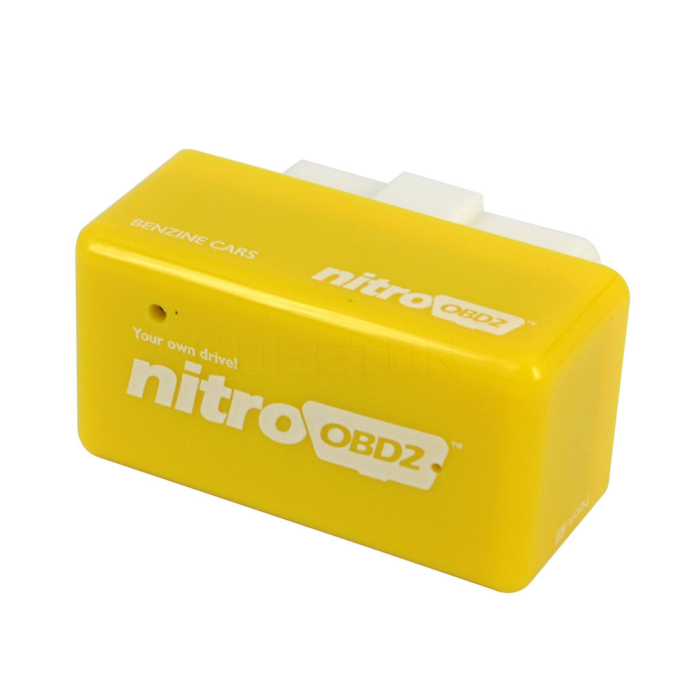 Boitier Tuning Nitro OBD2