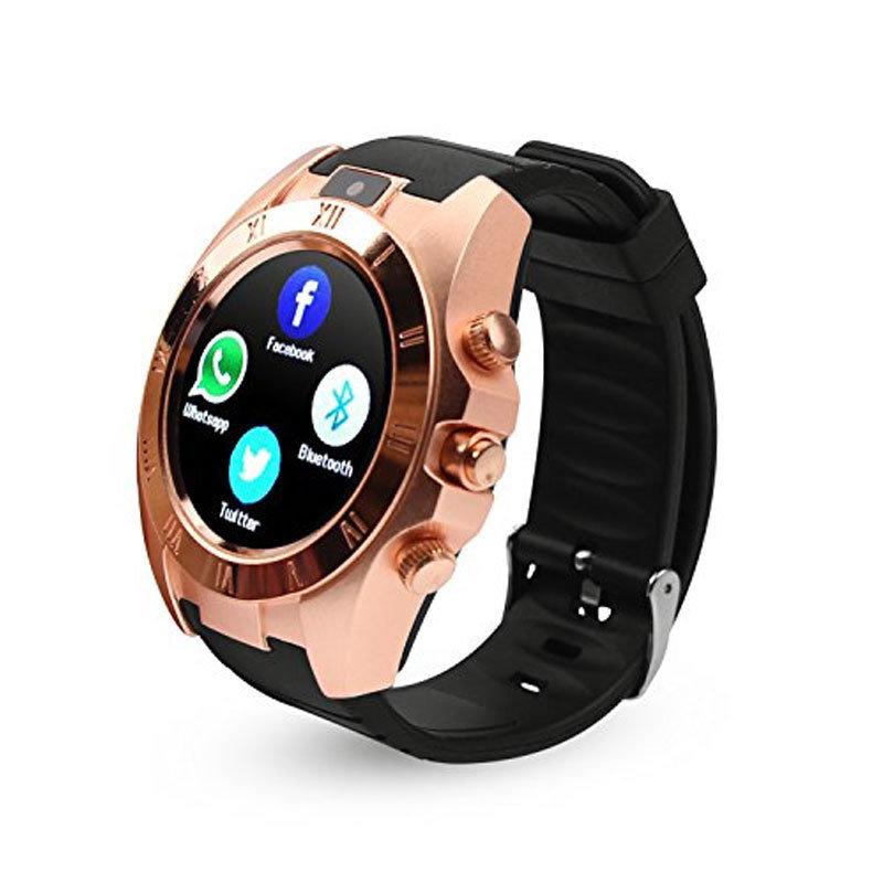 Montre connectée Bluetooth & téléphone SmartWatch RS500 - Qualité Premium - Gold
