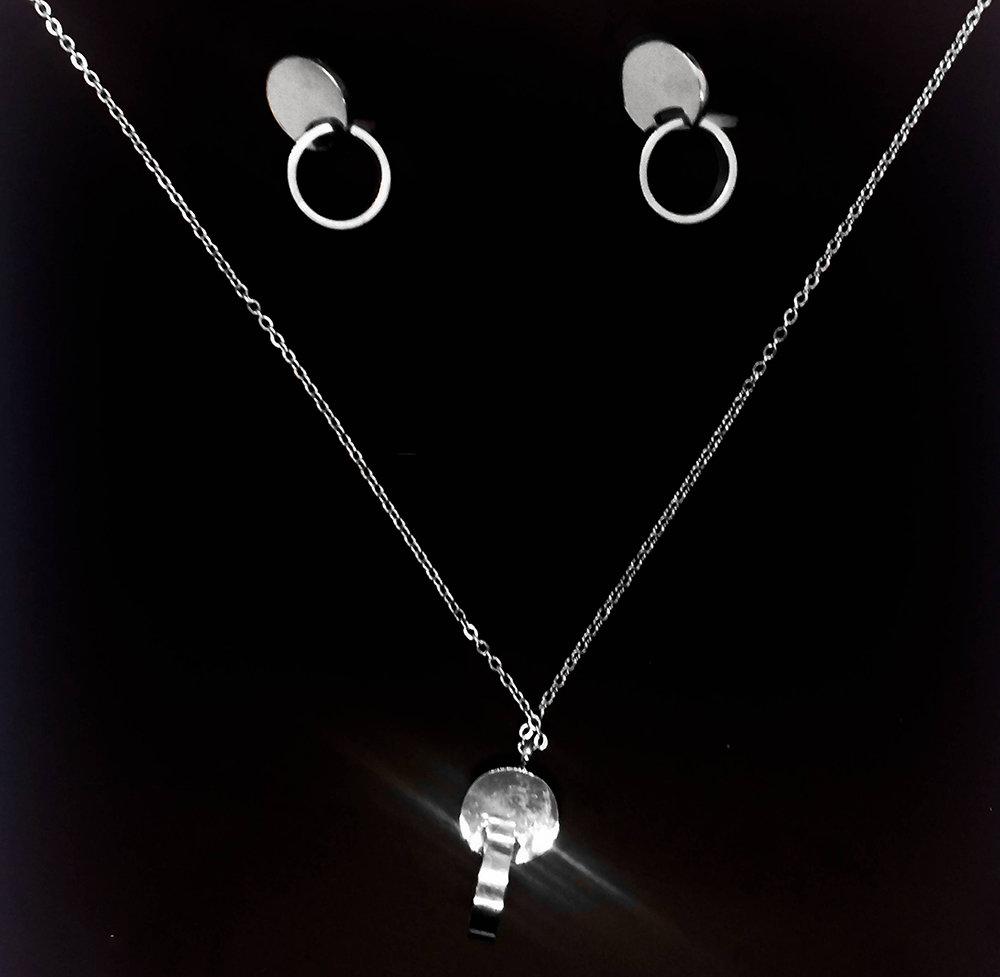 Parure bijoux tendance pour femme