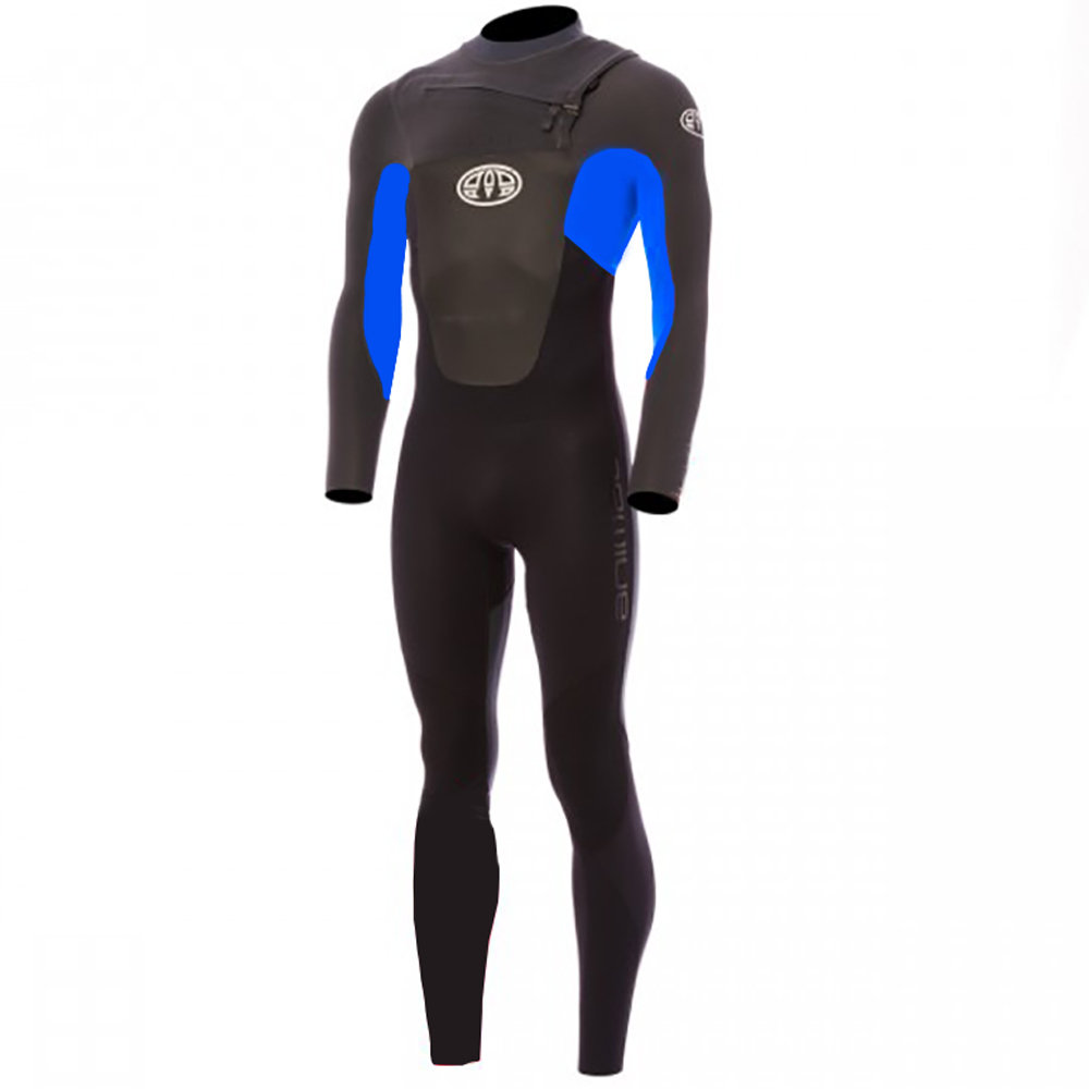 Combinaison de surf ANIMAL frontzip 3.2mm - Taille S