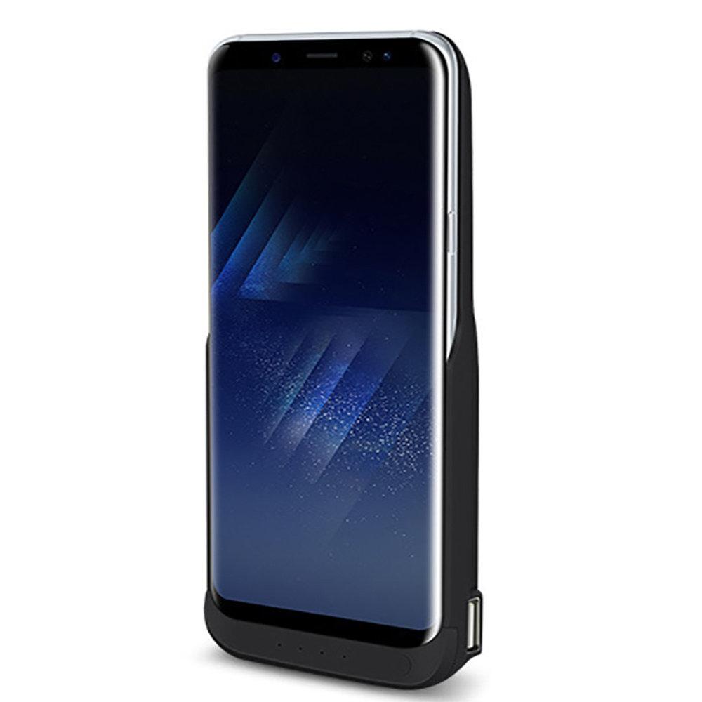Coque batterie et chargeur rapide pour Samsung Galaxy S8