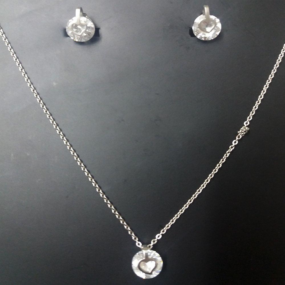 Parure bijoux Argent sublime pour femme