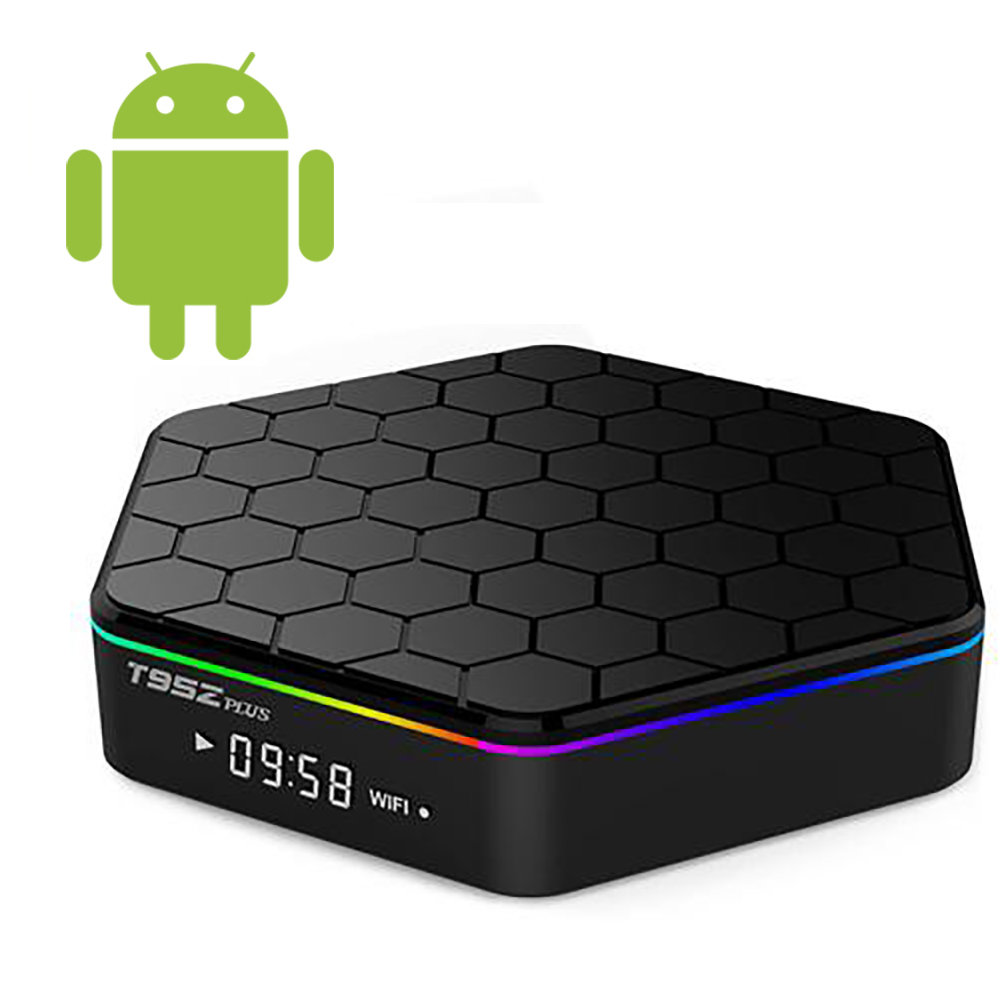 Android TV BOX Ultra HD 4K - T95Z PLUS