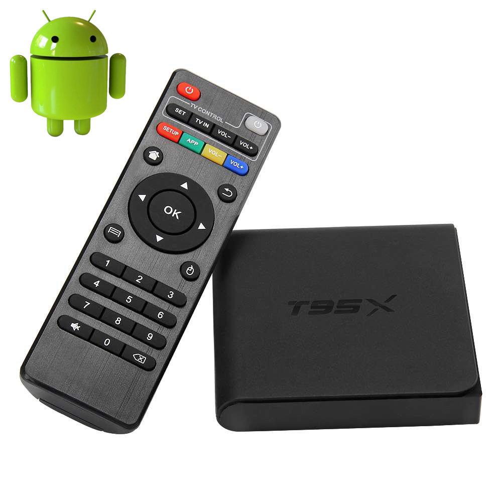 Mini TV Box T95X