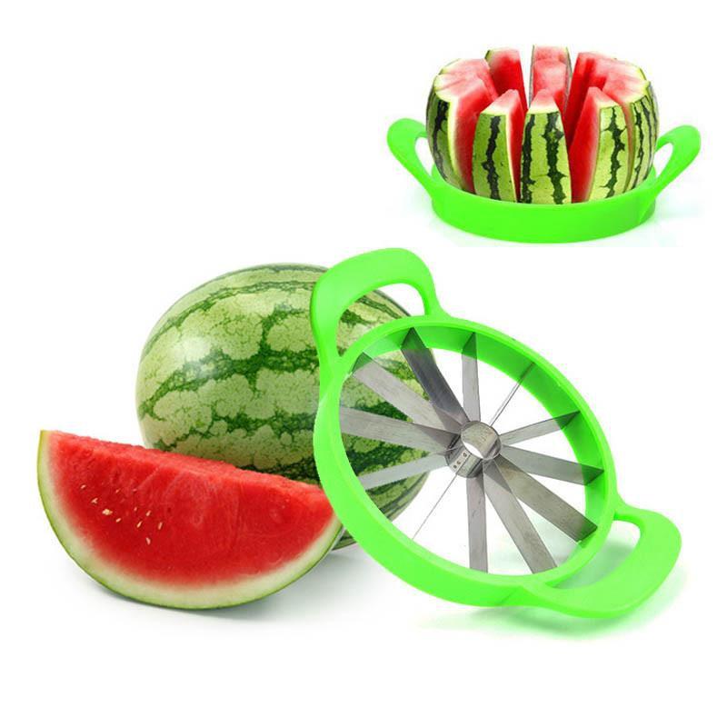 Trancheuse rapide de pastèque, melon & autres fruits