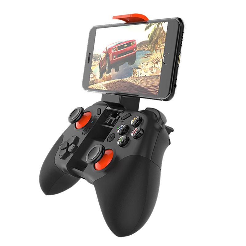 Manette Bluetooth pour casque VR et jeux avec support pour smartphone - Shinecon SC-C07
