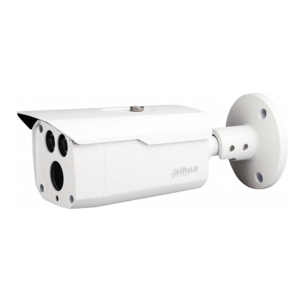 Caméra HDCVI DAHUA métallique 1MP avec 2 LED