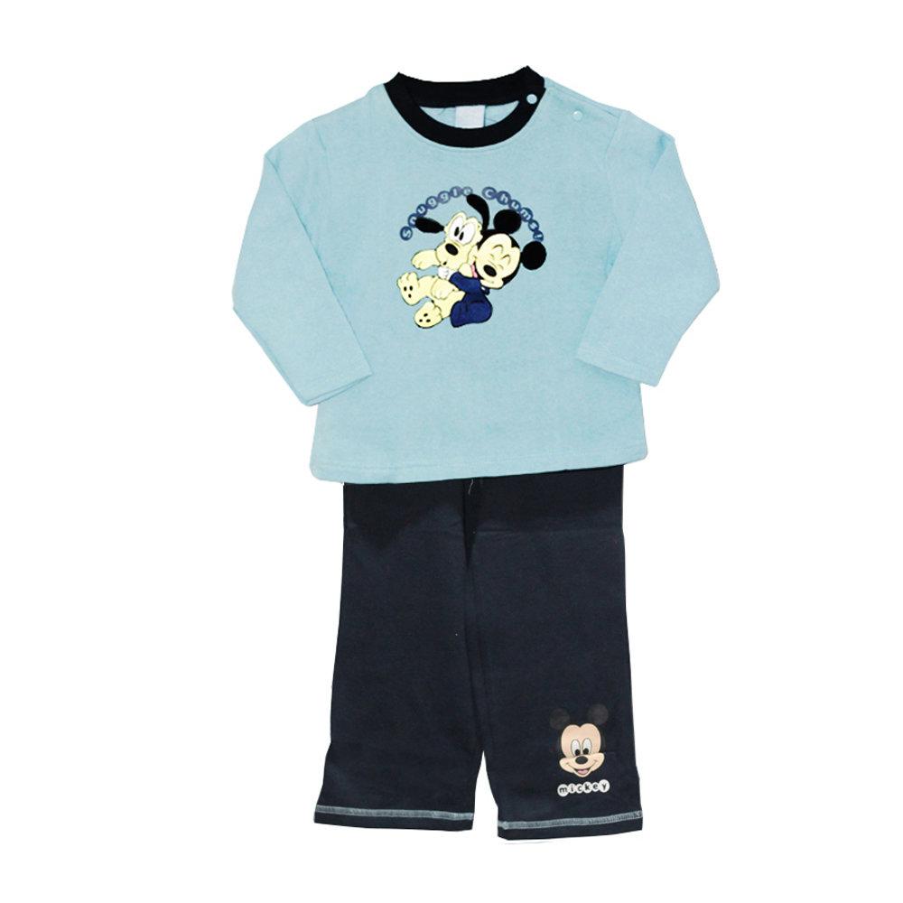 Pyjama 'Mickey' pour garçon 'Disney'- Taille 1-2 ans