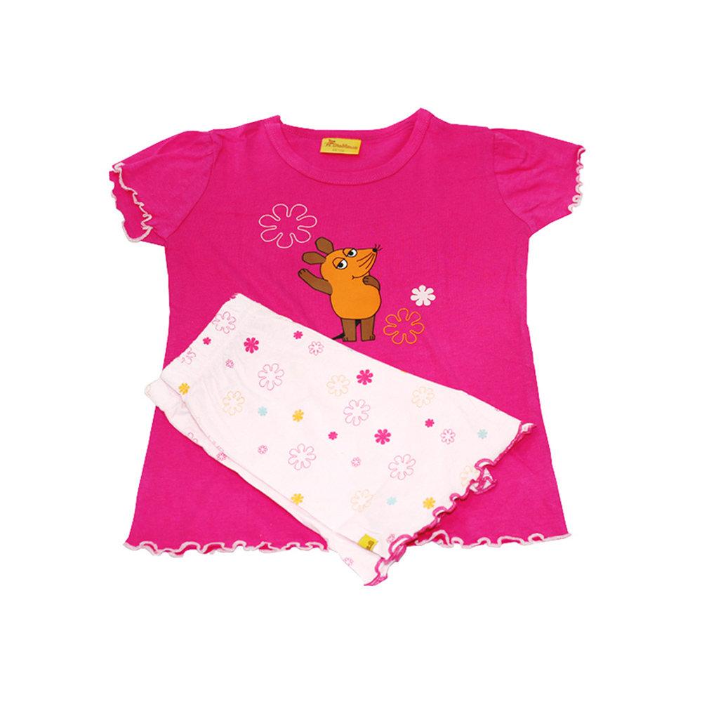 Pyjashort 'DieMaus' pour fille - Taille 5-6 ans