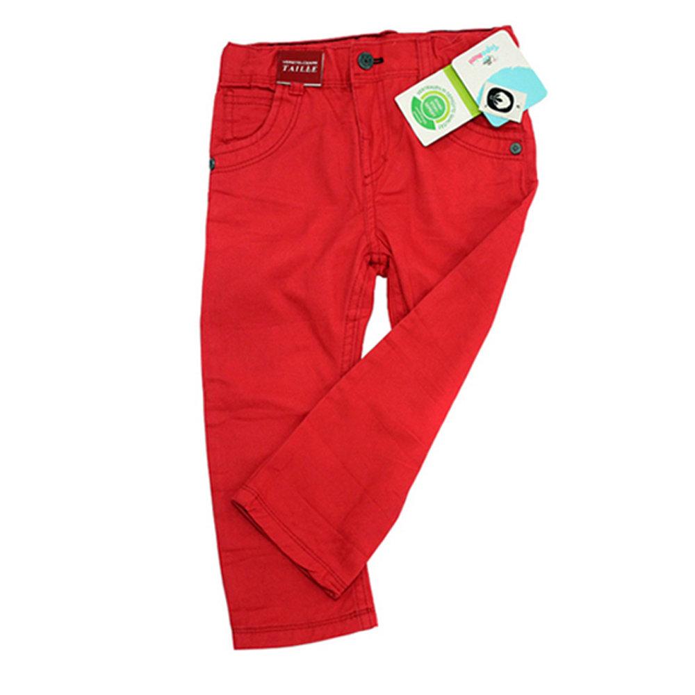 Pantalon en toile pour garçon 'Topomini' - Taille 18-24 mois