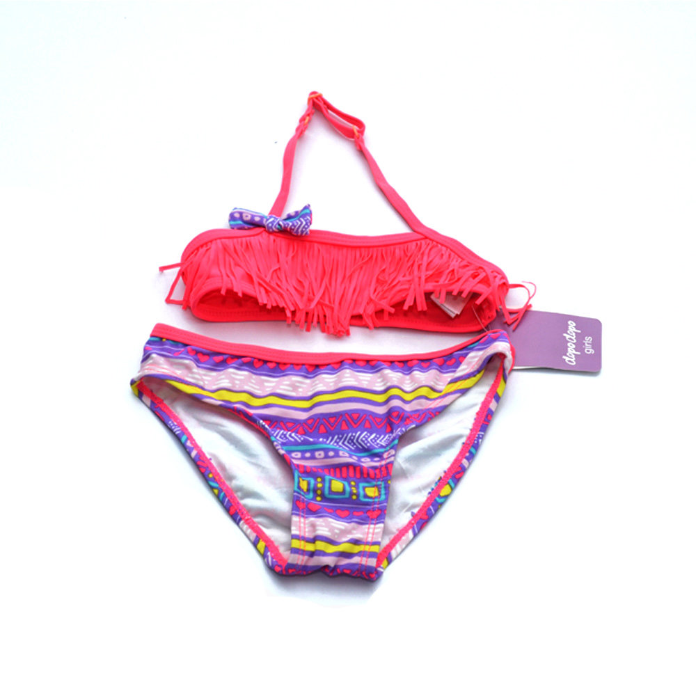 Maillot 2 pièces 'DopoDopo Girl' pour fille - Taille 2-4 ans