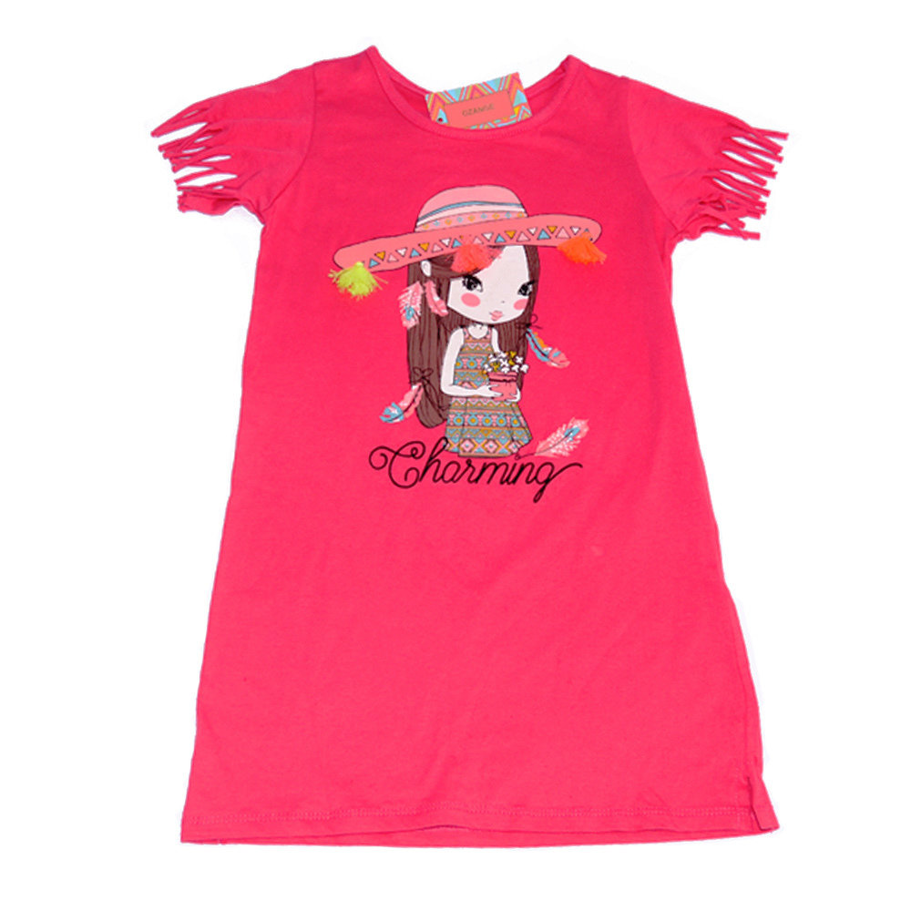 Pyjama 'Charming' pour fille 'Ozange' - Taille 6 ans