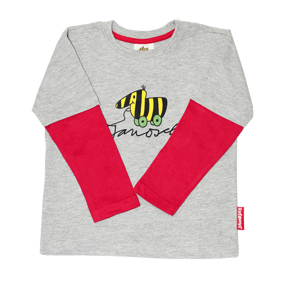 Pull 'Janosch' pour garçon - Taille 7-8 ans