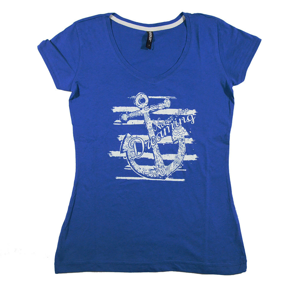 T-shirt 'Dreaming' pour femme - Taille S