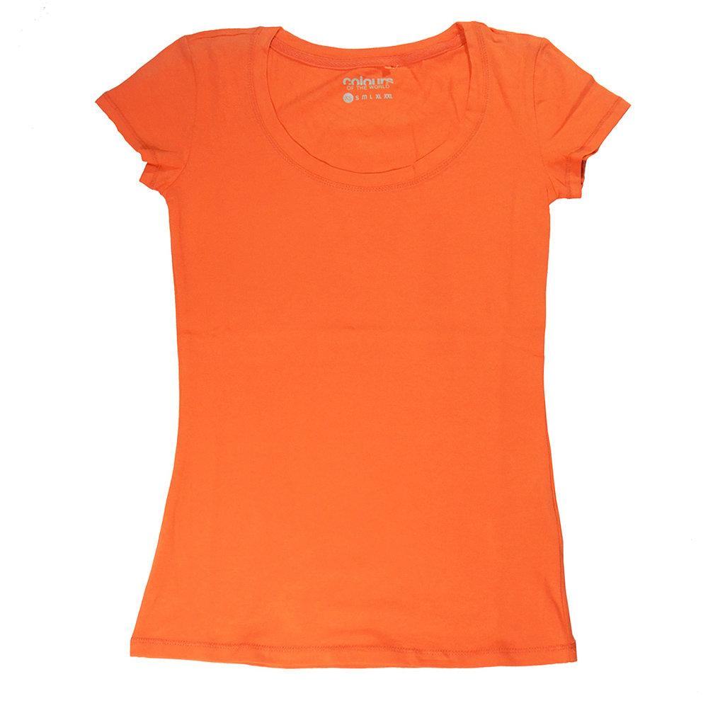 T-shirt en coton pour femme - Taille XS