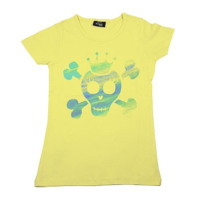 T-shirt 'Page One Young' pour fille - Taille 14-15 ans