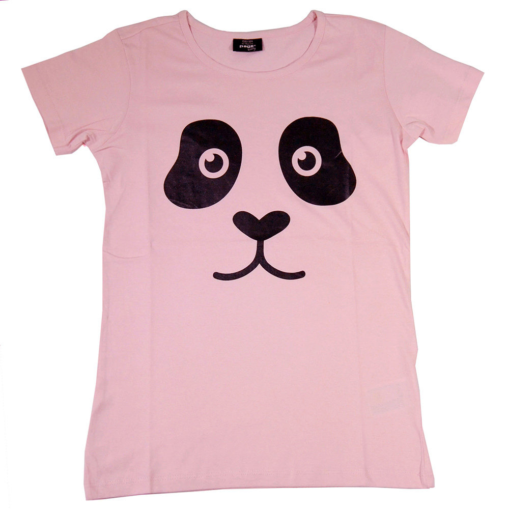 T-shirt 'Page One Young' pour fille - Taille 12-14 ans