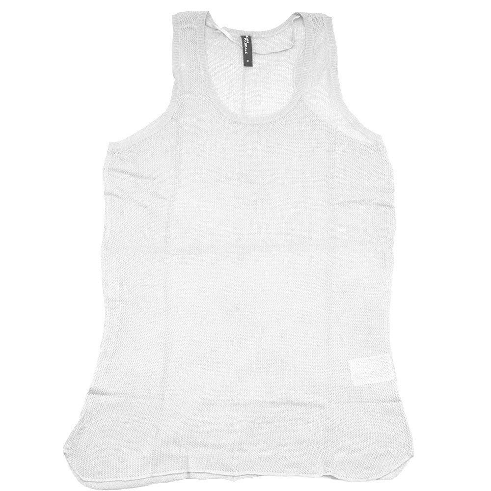 T-shirt 'Jean Pascale' pour femme- Blanc-Taille XL