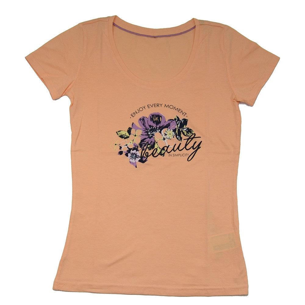 T-shirt 'Beauty' pour femme - Taille S