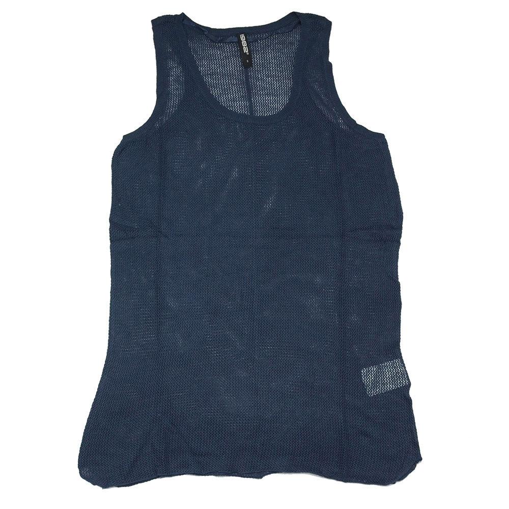 T-shirt '1982' pour femme- Bleu-Taille S