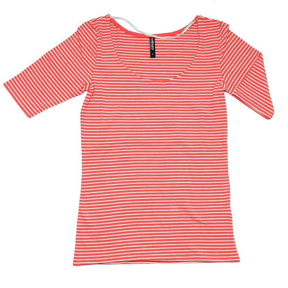 Pull 'Colours of the world' pour femme - Rouge- Taille S