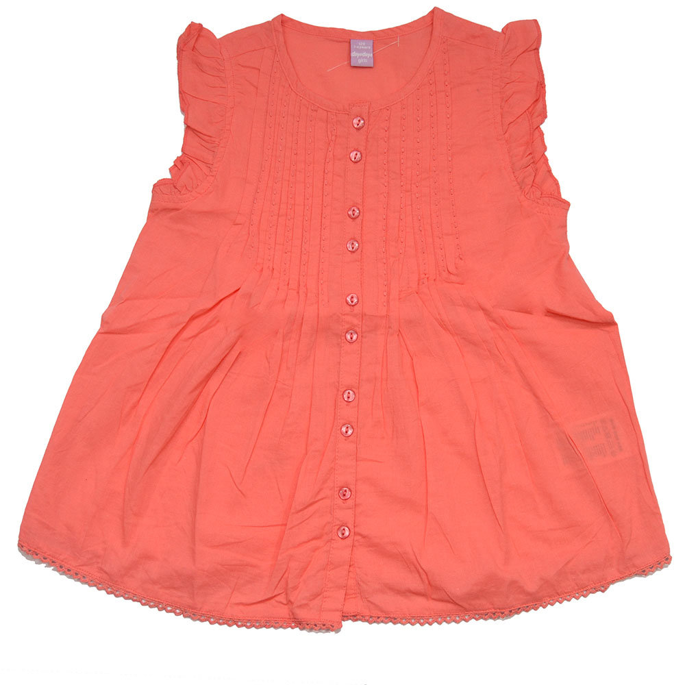 Chemise 'DopoDopo Girls' pour fille - Taille 7-8 ans