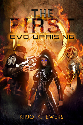 EVO UPRISING: (The First Series Book 2) - Audiobook