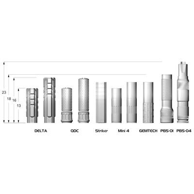 Supresores Pro / Varios modelos
