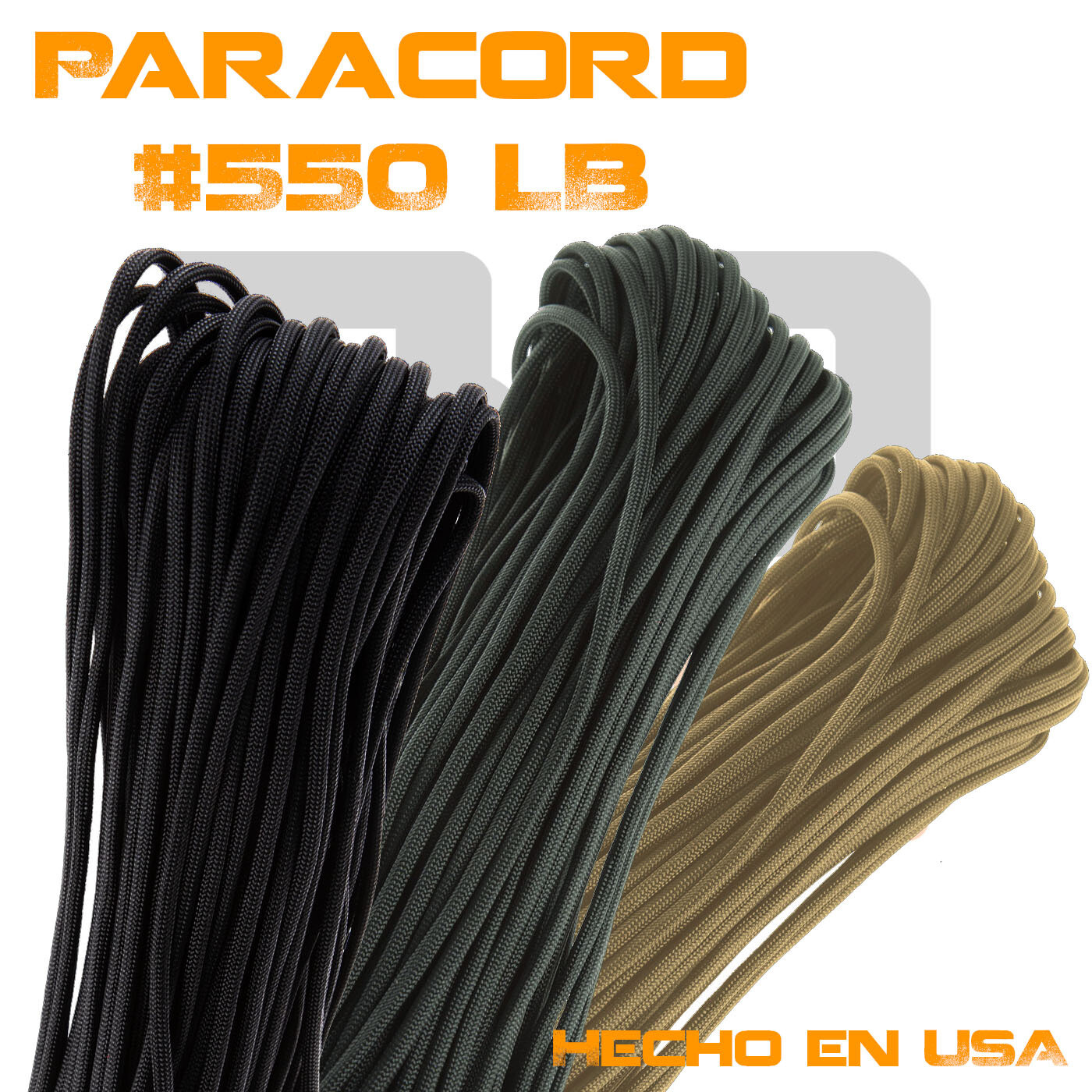 Paracord #550 Original USA