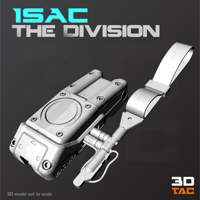 The Division ISAC / Archivo 3D