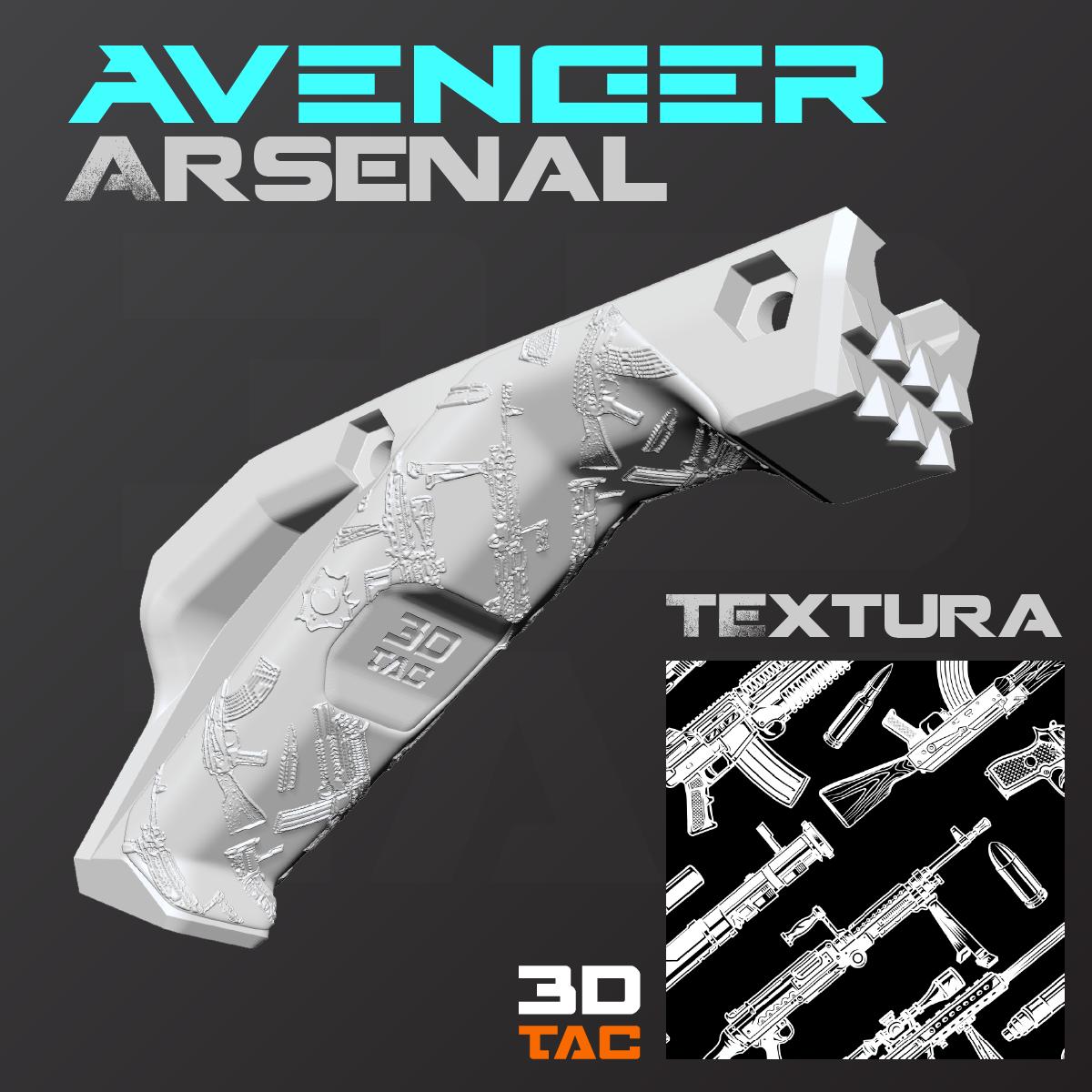 Arsenal / AVENGER MK.X - Achivo 3D File
