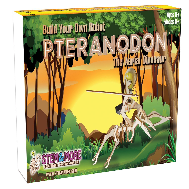 Pteranodon- The Aerial Dinosaur LEVEL 3