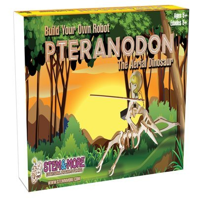 Pteranodon- The Aerial Dinosaur LEVEL 3