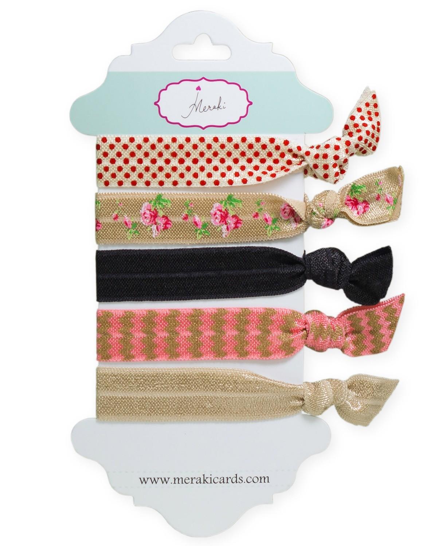 Tie Me Up- No Crease Hair Ties