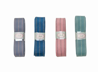 Grosgrain Ribbon with Stitches