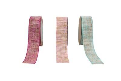 Linen Faux Jute Ribbon