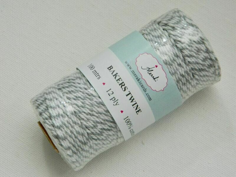 Bakers Twine - Grey