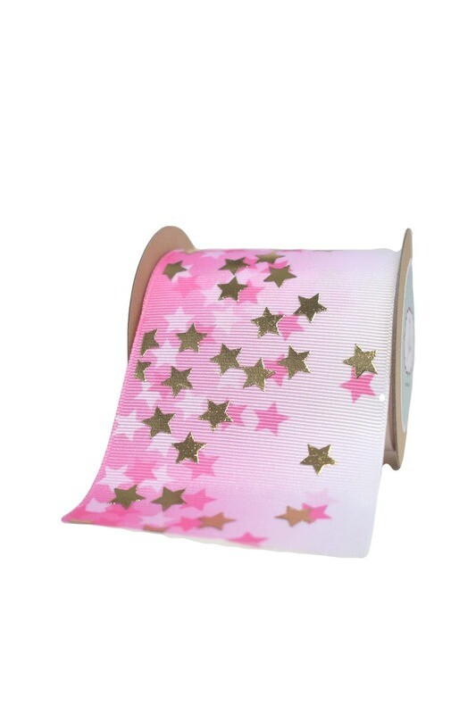 Gold Star Ribbon