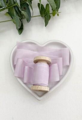 Lavender Fog - Silk Ribbon