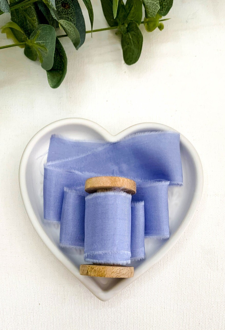 Hydrangea - Silk Ribbon