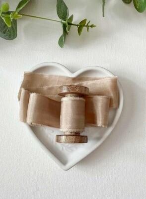 Frappé - Silk Ribbon