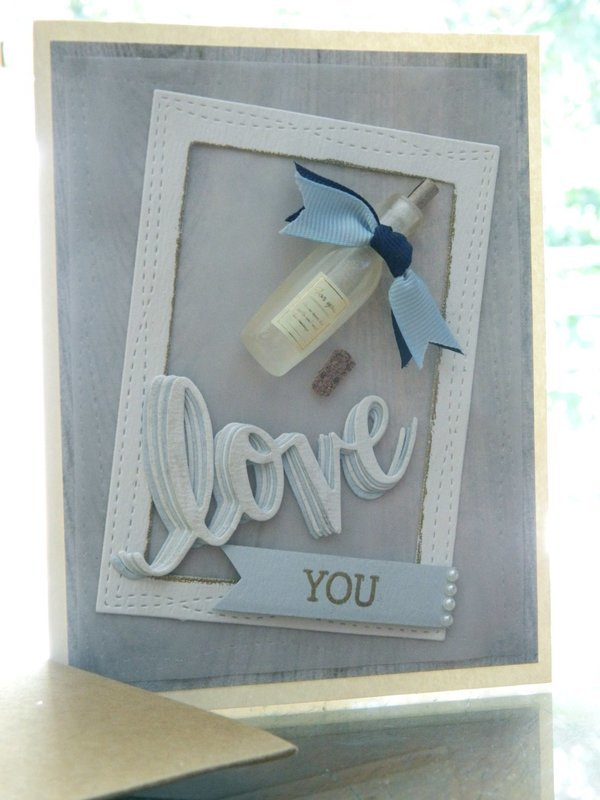 Love You- Bottled Mail