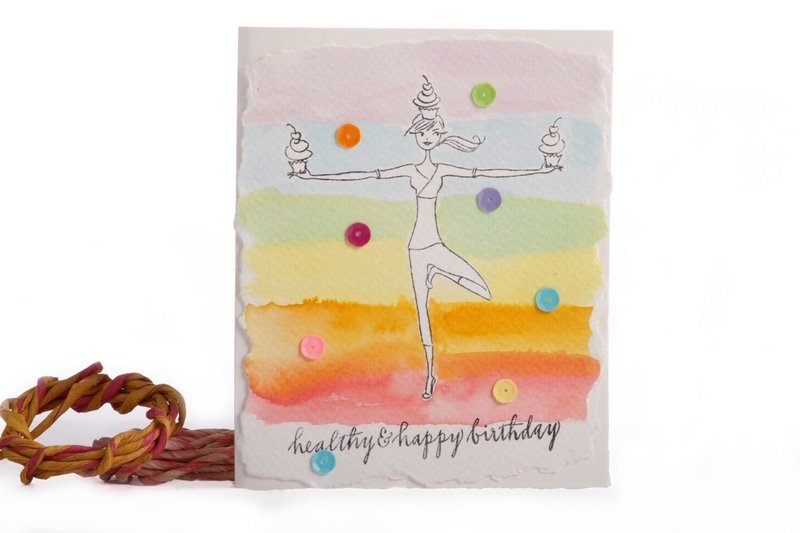 Healthy  & Happy Birthday